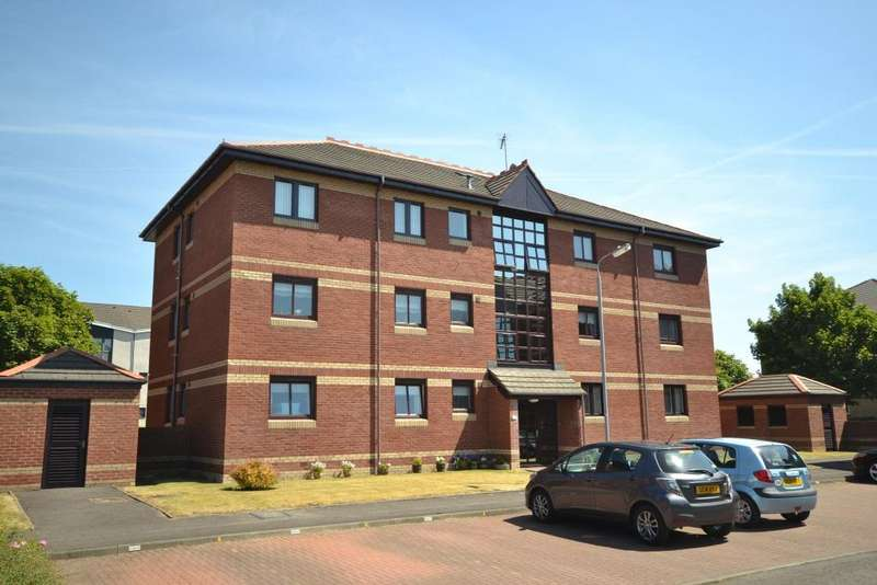 2 Bedrooms Apartment Flat for sale in 7C Monkton Court, Prestwick, KA9 1EN