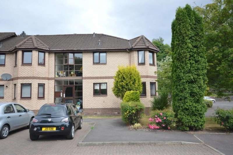 2 Bedrooms Flat for sale in Clydeview Court, Bowling G60 5B: