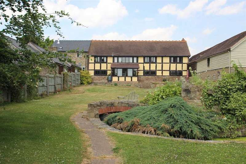4 Bedrooms Terraced House for sale in Lower Bartestree Barns, Bartestree, Hereford
