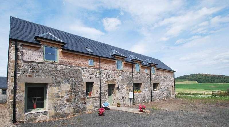 4 Bedrooms Detached House for sale in 6 Blinkbonny Farm Steading, East of Lindores, Fife, KY14 6JE