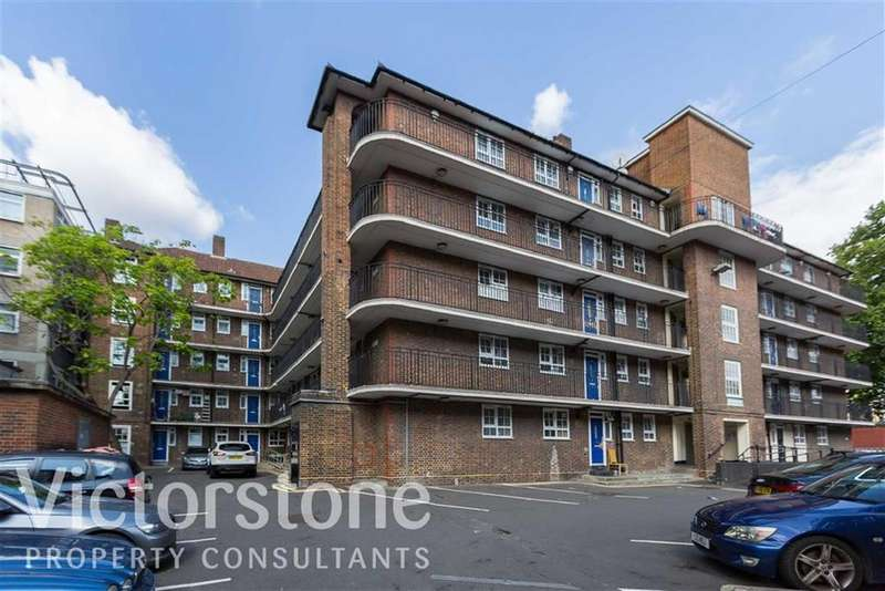 2 Bedrooms Flat for sale in Drysdale Place, Hoxton, London
