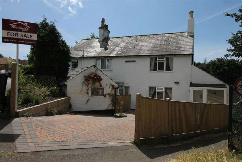 3 Bedrooms Semi Detached House for sale in Holliers Hill, Bexhill-On-Sea