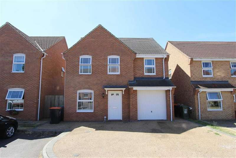 4 Bedrooms Detached House for sale in Drakes Avenue, Leighton Buzzard