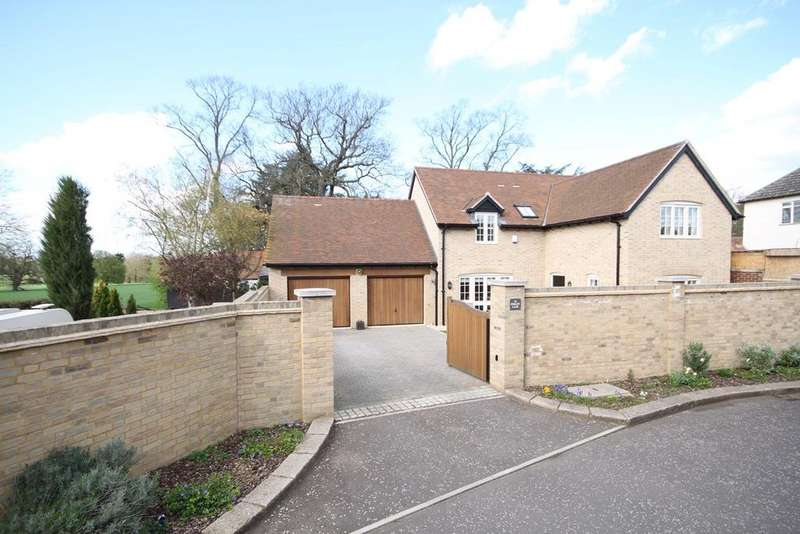 4 Bedrooms Link Detached House for sale in Pedley Lane, Clifton, SG17