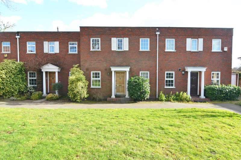 3 Bedrooms House for sale in Dartmouth Place, Chiswick W4
