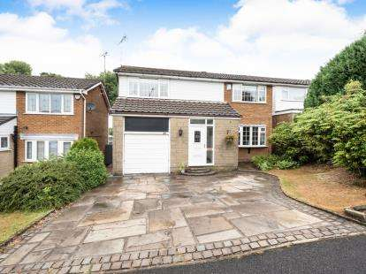 4 Bedrooms Detached House for sale in Stalyhill Drive, Stalybridge, Cheshire, United Kingdom