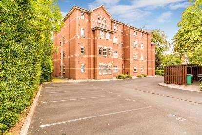 2 Bedrooms Flat for sale in Parkside, Hart Road Manchester, Manchester, Greater Manchester