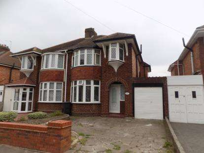 3 Bedrooms Semi Detached House for sale in Rymond Road, Birmingham, West Midlands, .