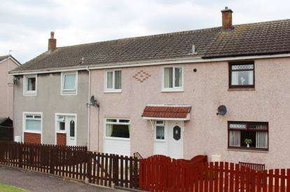 3 Bedrooms Terraced House for sale in Sycamore Avenue, Beith