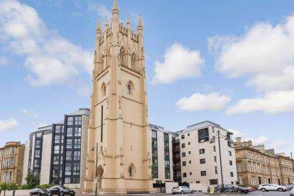 2 Bedrooms Flat for sale in Park Circus Place, Park