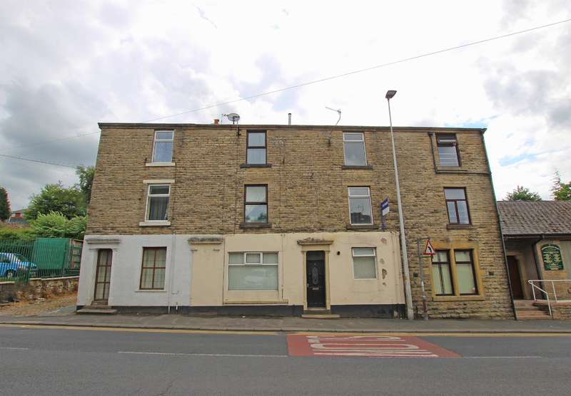 2 Bedrooms Flat for sale in Cocker Street Darwen BB3 2JE