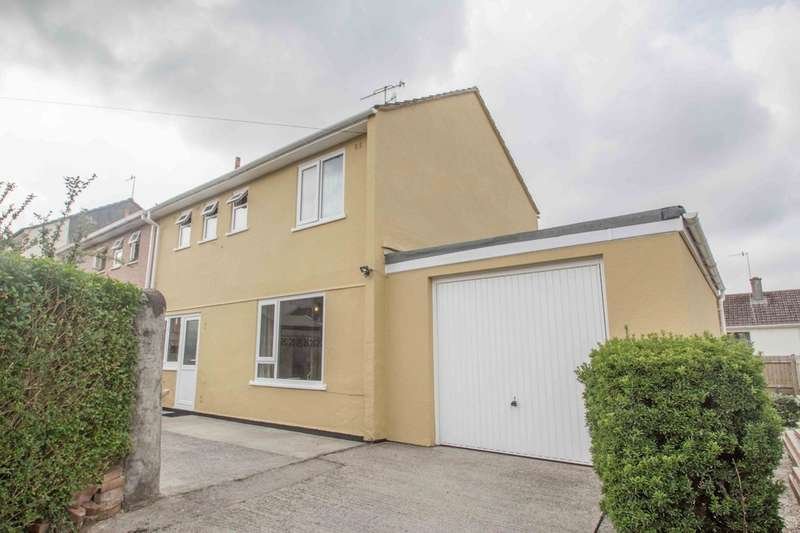 3 Bedrooms End Of Terrace House for sale in Manadon, Plymouth