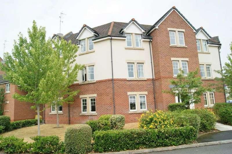 2 Bedrooms Apartment Flat for sale in Lambourne Court, Gwersyllt, Wrexham