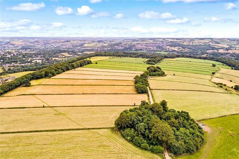 Land Commercial for sale in Land Woodland at Field Lane, Farnley Tyas, Huddersfield, West Yorkshire