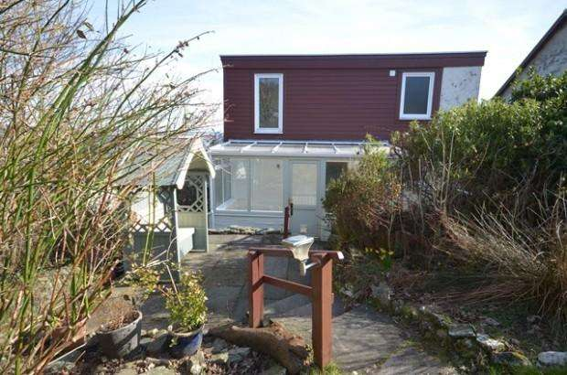2 Bedrooms Detached House for sale in Springwell Eccles Road, Hunters Quay, Dunoon, PA23