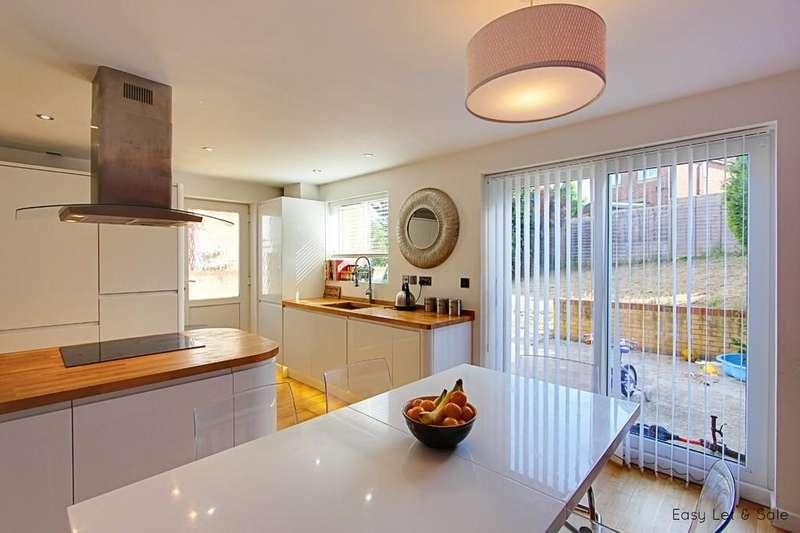 4 Bedrooms Detached House for sale in Kensington Close, St. Leonards-on-Sea