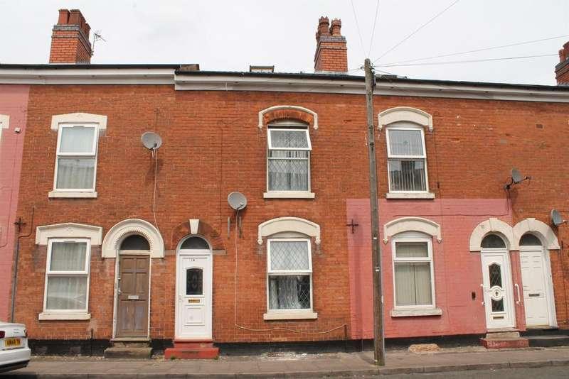 3 Bedrooms Terraced House for sale in Wills Street, Lozells, Birmingham, B19 2AZ