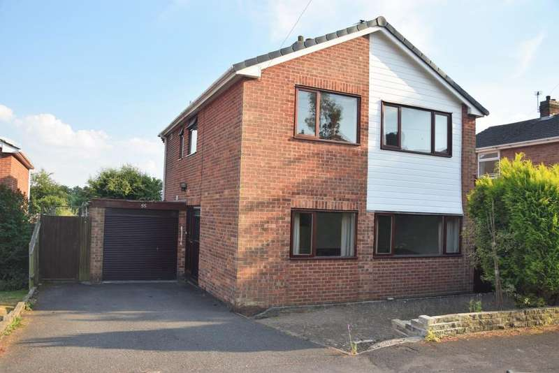 3 Bedrooms Detached House for sale in Trinity Close, Ashby De La Zouch, LE65