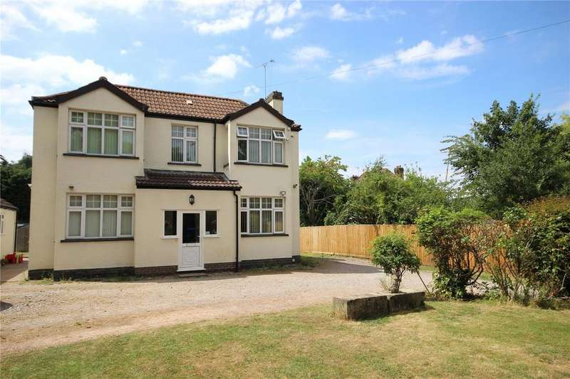 4 Bedrooms Detached House for sale in Passage Road, Westbury-On-Trym, Bristol, BS10