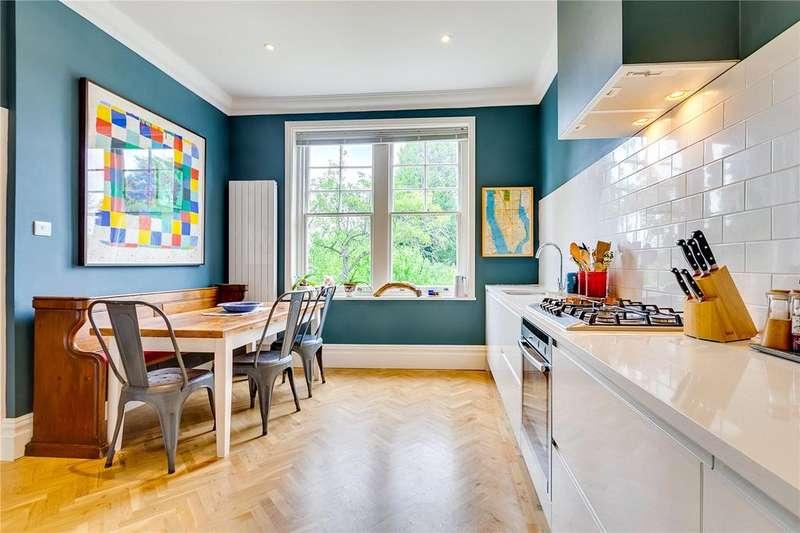 2 Bedrooms Flat for sale in Chartfield Avenue, London