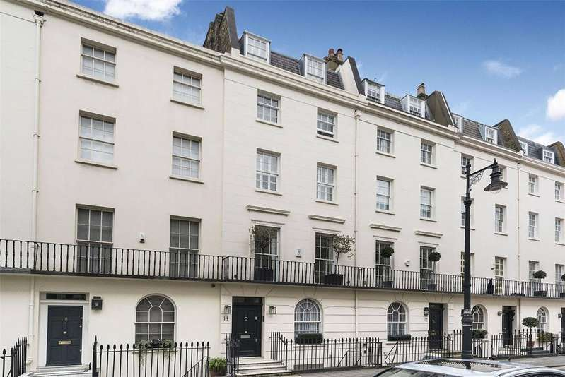 5 Bedrooms Terraced House for sale in Chester Row, Belgravia, SW1W