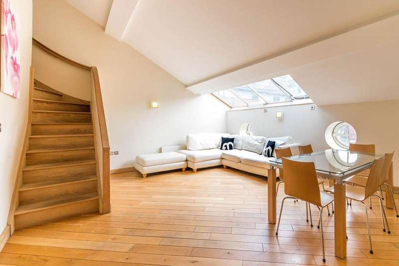 3 Bedrooms Apartment Flat for sale in The Old Chapel, St. Pauls Square