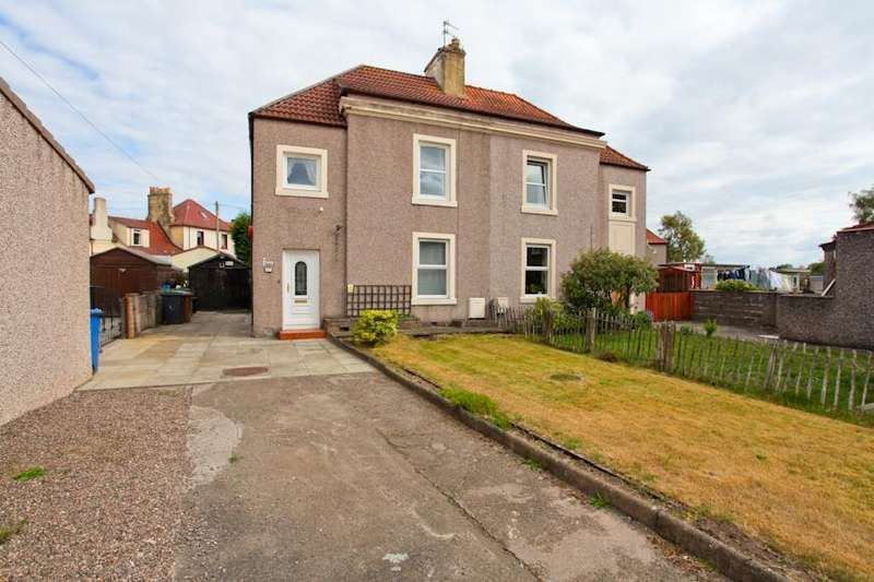 3 Bedrooms Semi Detached House for sale in Donaldson Road, Leven