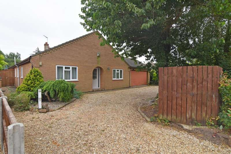 4 Bedrooms Detached Bungalow for sale in Ferry Road, Clenchwarton