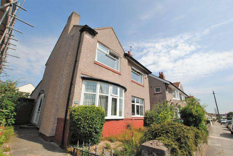 3 Bedrooms Detached House for sale in Monmouth Road, Wallasey