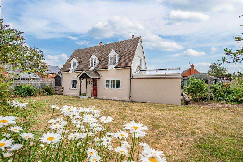 4 Bedrooms Cottage House for sale in Buckingham Road, Bletchley, Milton Keynes