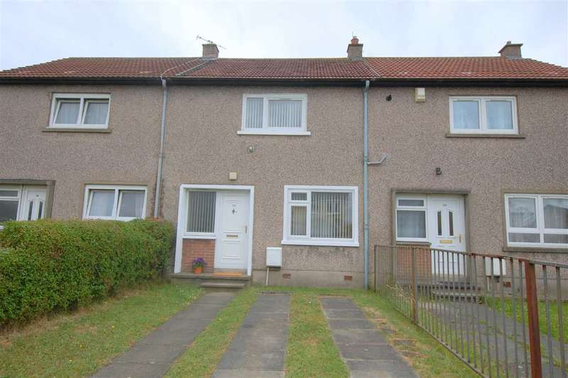 2 Bedrooms Terraced House for sale in Inchkeith Drive, Dunfermline