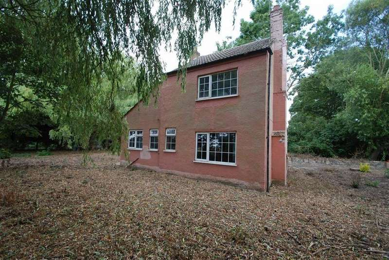 2 Bedrooms Cottage House for sale in Holme Road, Kirton Holme, Boston