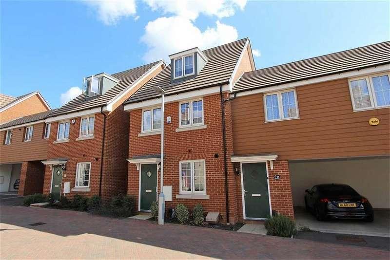 3 Bedrooms Town House for sale in Veritas Grove, Leighton Buzzard