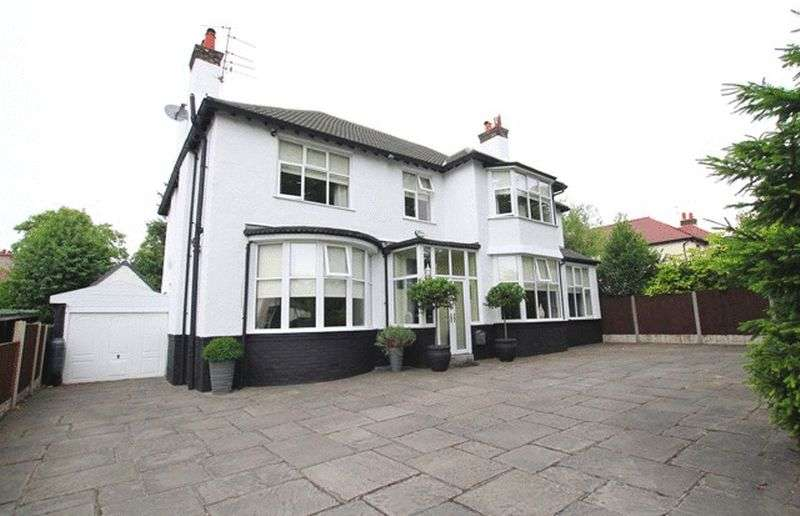5 Bedrooms Property for sale in Queens Drive, Mossley Hill, Liverpool, L18 0HE