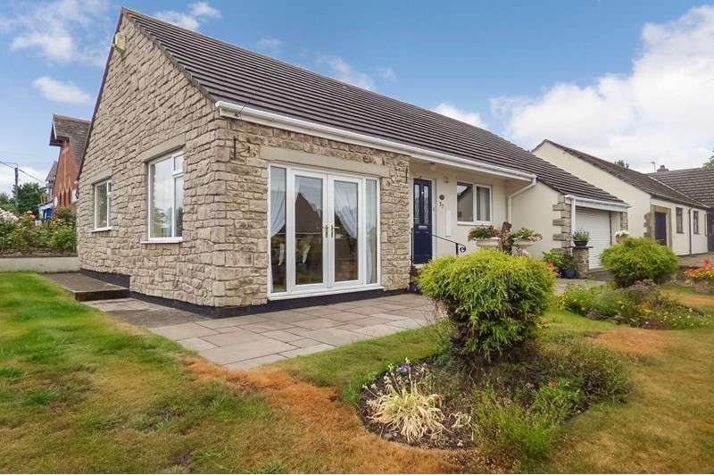 4 Bedrooms Bungalow for sale in Fines Road, Medomsley, Consett, Durham, DH8 6QS