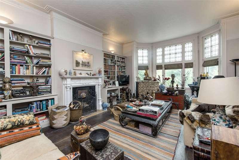 3 Bedrooms Maisonette Flat for sale in West Hill, Southfields, London, SW15