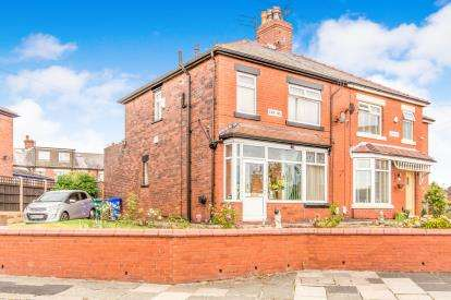 3 Bedrooms Semi Detached House for sale in Kirk Road, Levenshulme, Manchester, Greater Manchester