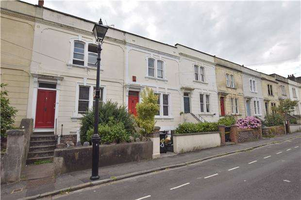 1 Bedroom Flat for sale in Stanley Road, Cotham, BRISTOL, BS6 6NW