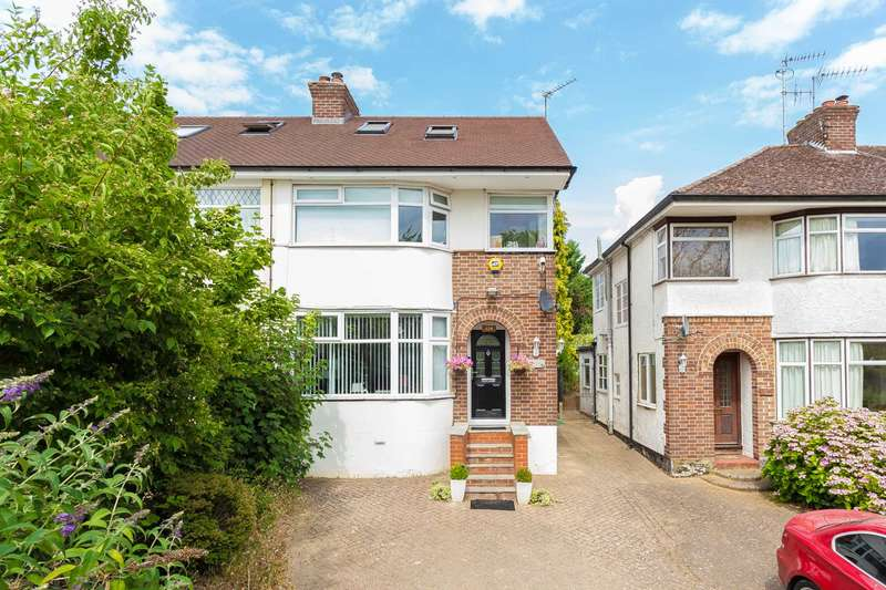 4 Bedrooms Semi Detached House for sale in FOUR BEDROOM SEMI WITH EN-SUITE