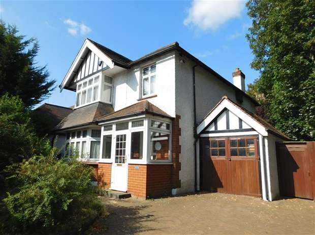 4 Bedrooms Detached House for sale in King Charles Road, Surbiton