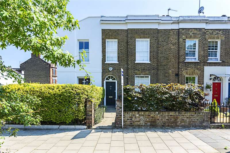 2 Bedrooms Terraced House for sale in Clapham Manor Street, London, SW4