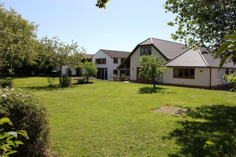 7 Bedrooms Detached House for sale in Post Office Lane, Broad Hinton, Swindon, Wiltshire, SN4