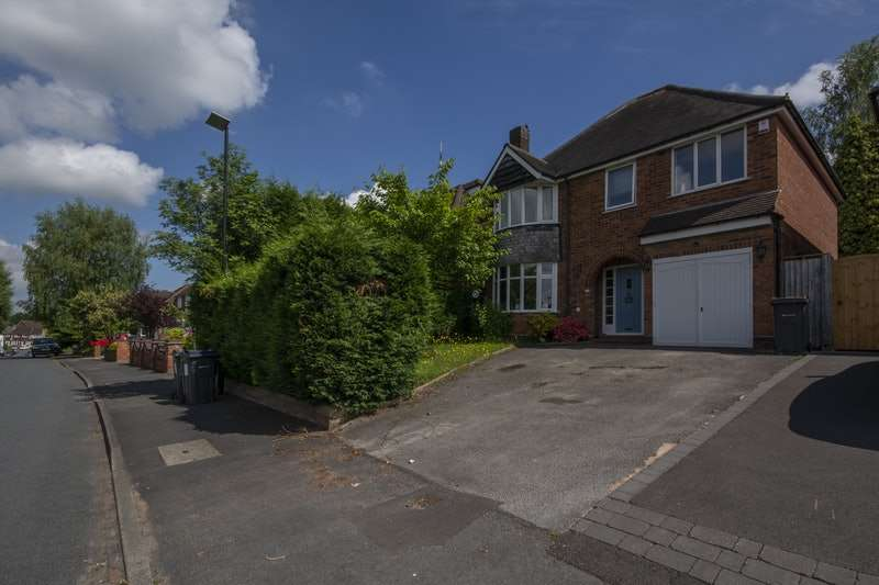 4 Bedrooms Detached House for sale in Hathaway Road, Sutton Coldfield, West Midlands, B75
