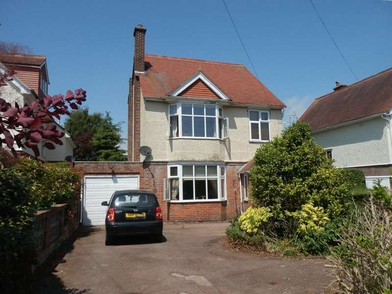 4 Bedrooms Detached House for sale in FRONKS ROAD, DOVERCOURT, HARWICH CO12