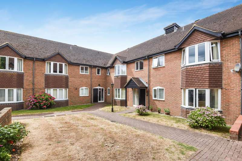 2 Bedrooms Retirement Property for sale in Ferndale Court, Thatcham, RG19