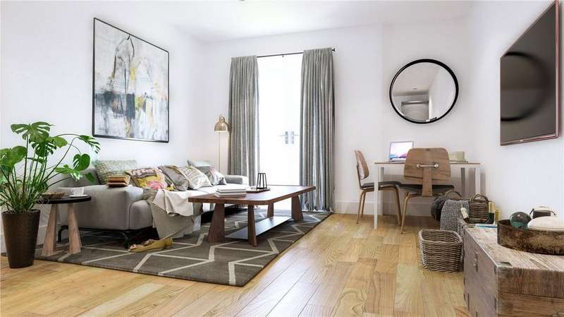 1 Bedroom Flat for sale in Apartment 11, Guild Heritage House, Bristol, BS2
