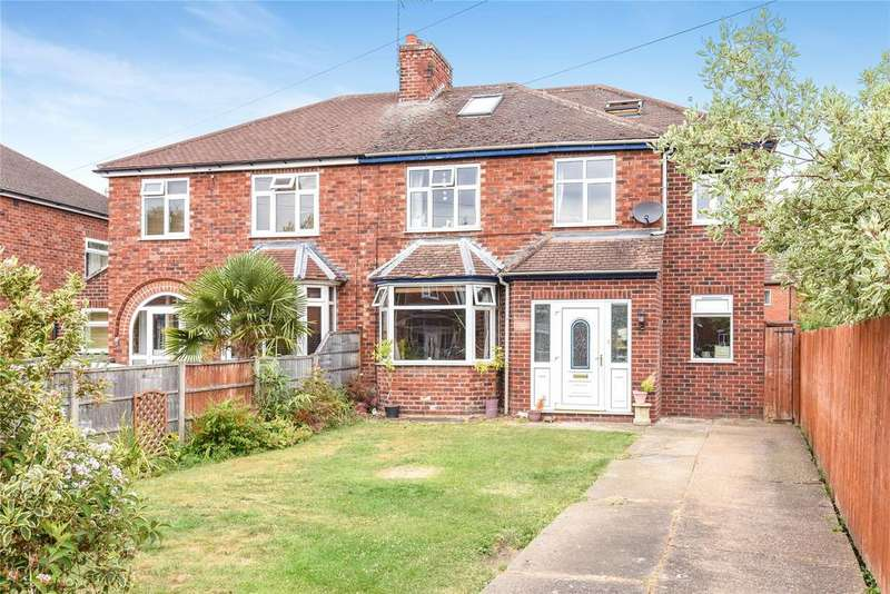 5 Bedrooms Semi Detached House for sale in Mayfair Avenue, Lincoln, LN6