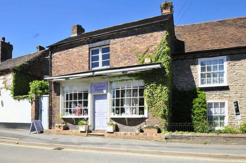 2 Bedrooms House for sale in High Street, Much Wenlock