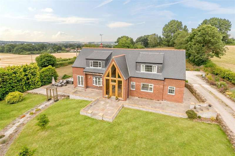 5 Bedrooms Equestrian Facility Character Property for sale in Greaves Lane, Edingley, Newark, Nottinghamshire, NG22