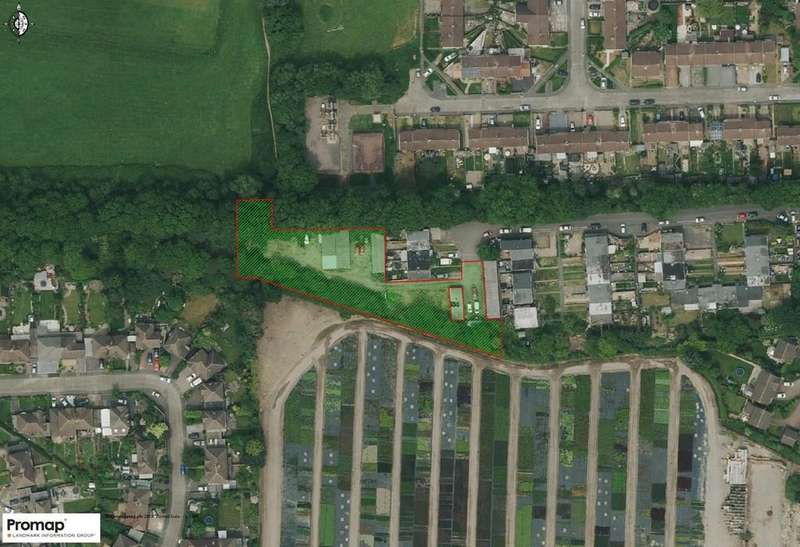 Land Commercial for sale in Development Land at Telford Way, Leicester